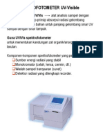 5.Spektrofotometer Uv