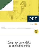 Compra Programática de Publicidad Online