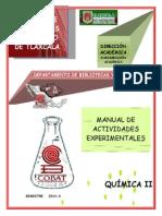 Practica de Quimica II 14-A