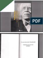 Raúl Serrano- Nuevas Tesis Sobre Stanislavski
