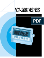 CI2001AS,BS - Owner's Manual