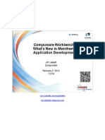 What's New in Mainframe Application Development