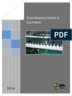 Foodmfg Custom CA 10
