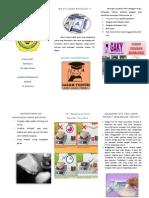 Leaflet Penggunaan Garam