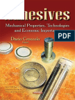 Adhesives- Mechanical Properties, Technologies and Economic Importance 2014