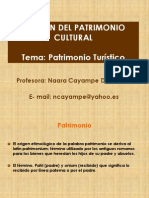 1 Clase GP Patrimonio