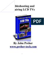 Troubleshooting and Repairing LCD TVs