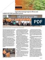 IITA Youth Agripreneurs Newsletter Special Issue - June 2014