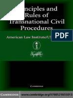 Transnational Civil Procedures