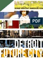 2013 Detroit Future City  2nd Ed