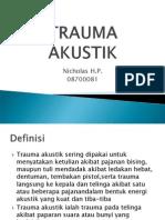 Review Trauma Akustik