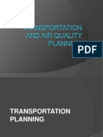 Planning and Air Quality