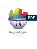 GameSalad Creator for Windows Manual