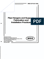 Mss Sp89 Pipe Hangers and Supports