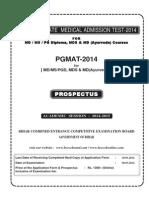Bihar Pgmat Pros14