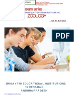 Zoology Examseries 1