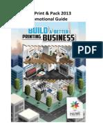 GPP 2013 Promotional Guide v4