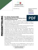 Pressemitteilung | Ganztagsschulbetrieb für GS Rheinring und Gym. Kleine Burg genehmigt!