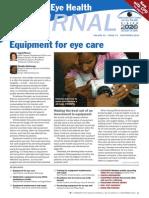 Equipment for Eye Care