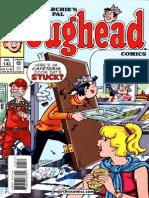 Jughead 143 by koushikhalder