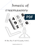 Arithmetic of Freemasonry