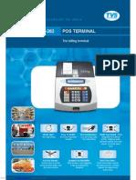 Pos Terminal Pt262