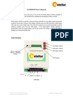 User Manual PWM 96V-20A (LCD)