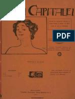 Viata Capitalei I, Nr.3, 10 Ianuarie 1912