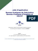 Guide d'Application HACCP