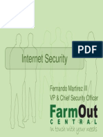 Internet Security Fernando
