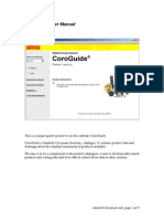 CoroGuide Users Manual