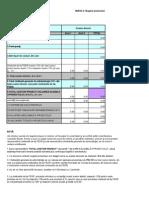 Instructiunea 7 - Model Buget Fse Proiecte Grant Nedetaliat