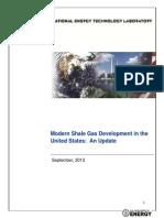 Shale Gas Primer Update 2013