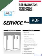 Samsung RA20VHSW Service Manual