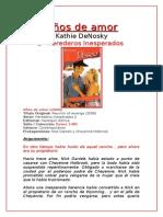 Denosky Kathie - Herederos Inesperados 02 - Años de Amor