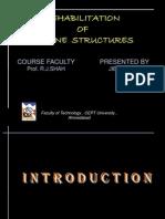 REHABILITATION of Marine Structures