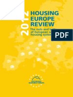 Housing Europe Review 2012
