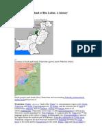 Waziristan. the Land of Bin Laden. a History