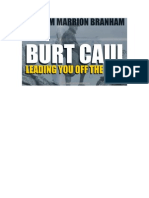 Burt Caul - Leading You Off the Trail