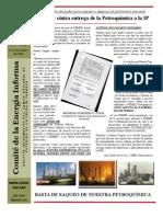 Comité de Energía Informa No. 41 Noviembre 16-09 Saqueo capitalista