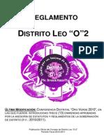 REGLAMENTO DTO O2 (Última Modificación)