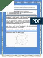 la circunferencia y el crculo