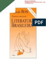 A História Concisa Da Literatura Brasileira - Alfredo Bosi