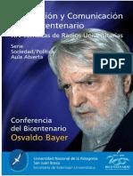BAYER Integracion y Comunicacion en El Bicentenario