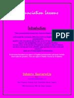 Pronunciation Lessons