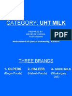 Good Milk Haleeb Olpers Presentation