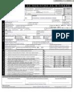 60630651 Ficha de Registro de Bautismo APCE