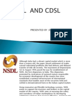 Nsdl and Cdsl2