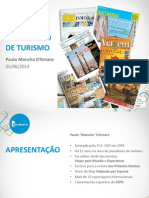 Curso Jornalismo Turismo