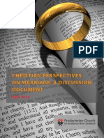 Pcanz Christian Perspectives on Marriage